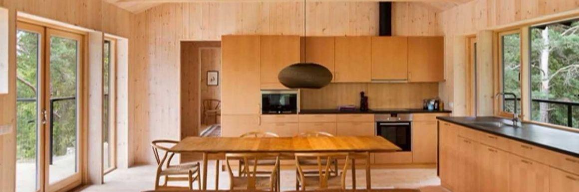 Загородные деревянные дома