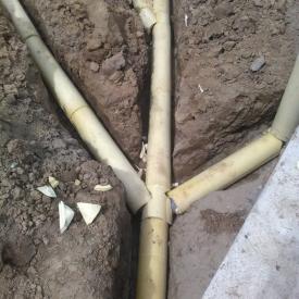 Инженерные сети. Разводка канализации.