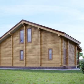 Кедровый дом-баня 128 м2, с. Новолуговое